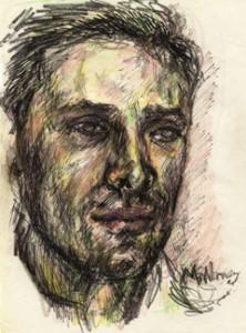 61-Lawrence-Bodos-portrait-by-Gene-McNerney