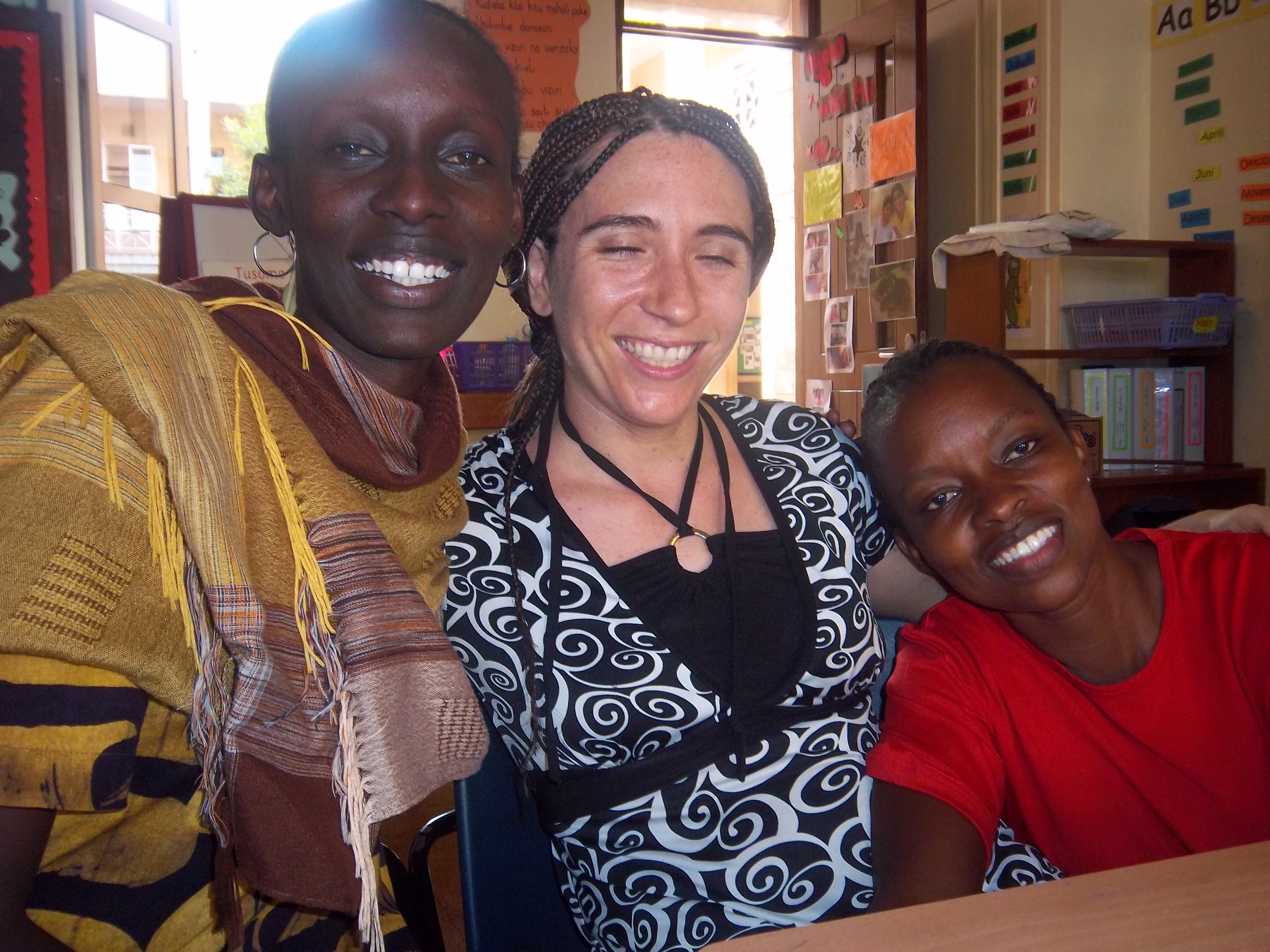 Mzungu: Kenyans say, white skin human heart - The Race