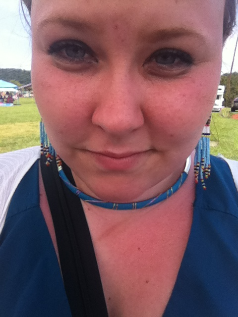 Blonde Native American 26