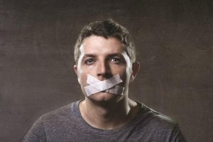 Mouth-taped