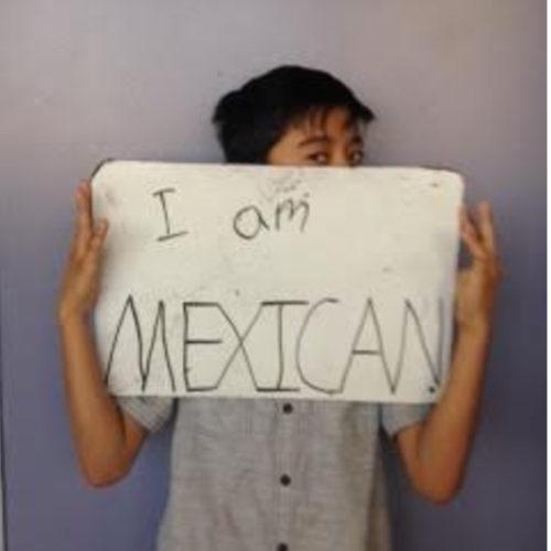 White boy dating hispanic girl