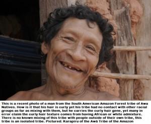 Karapiru-Amazon-Man