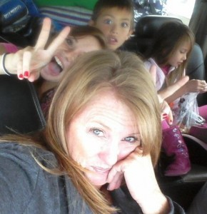 kathy-in-car-with-kids
