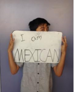 I am mexican not an immigrant