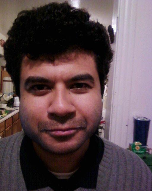 I am mixed-race gay man