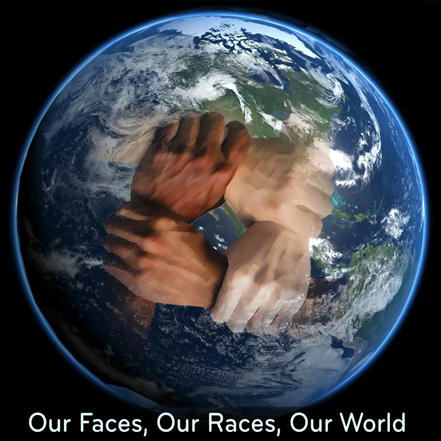 Our-Races-Globe